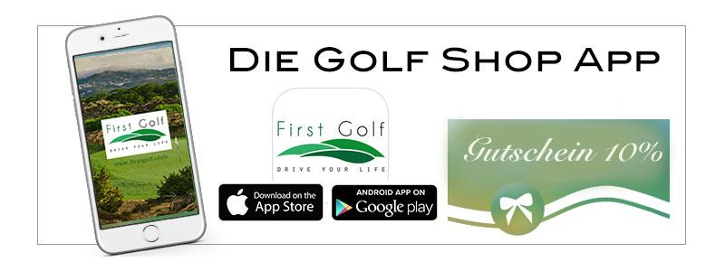 First Golf - Drive Your Life Mobile App