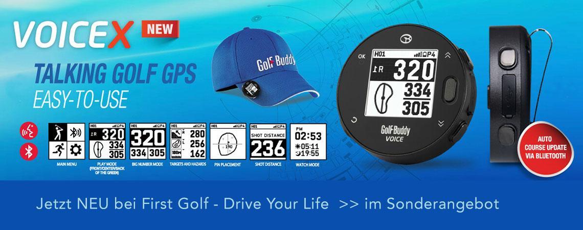 First Golf Drive Your Life Der Golf Shop
