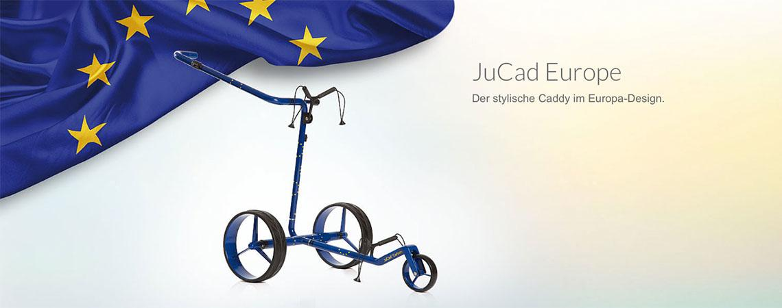 JuCad Europe Golftrolley