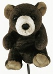 Silverline Tier-Headcover Deluxe Teddy Bär 001