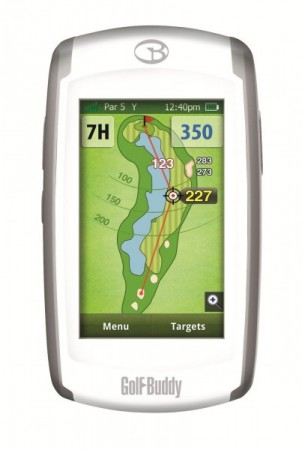 Golf Buddy World Platinum II GPS Entfernungsmesser