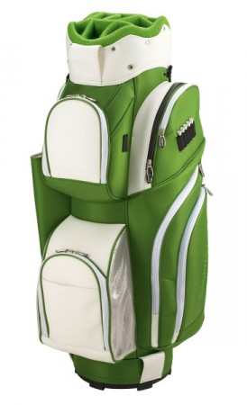 Silverline Caspita Golf Cartbag – Bild 1