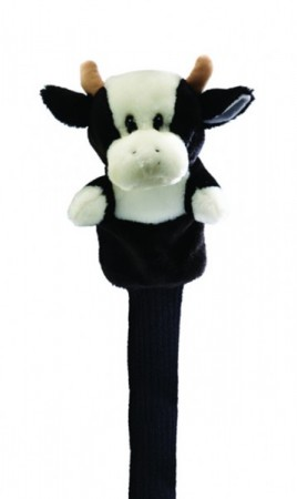 Silverline Tier-Headcover Kuh