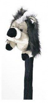 Silverline Tier-Headcover Wildschwein