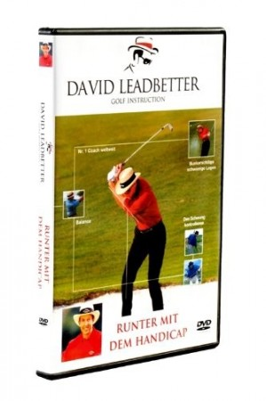 David Leadbetter - Runter mit dem Handicap (DVD)  - deutsche Version