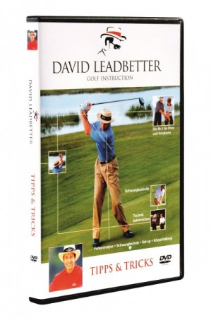 David Leadbetter - Tipps & Tricks (DVD) - deutsche Version – Bild 3